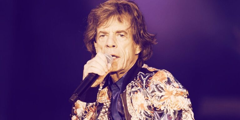 Mick Jagger, Dave Grohl NFT Raises $50K for Indie Music Venues – Decrypt