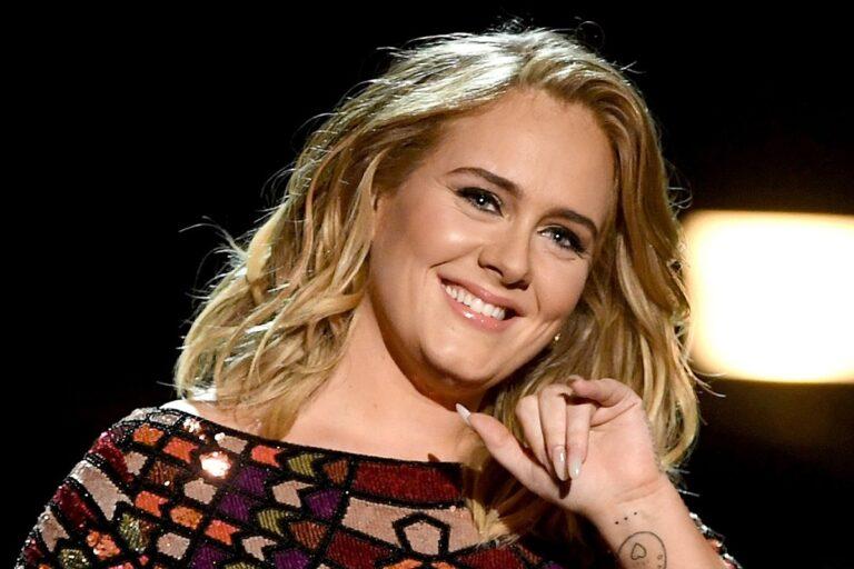 Adele Celebrates Turning 33 With Stunning New Photos – PopCrush