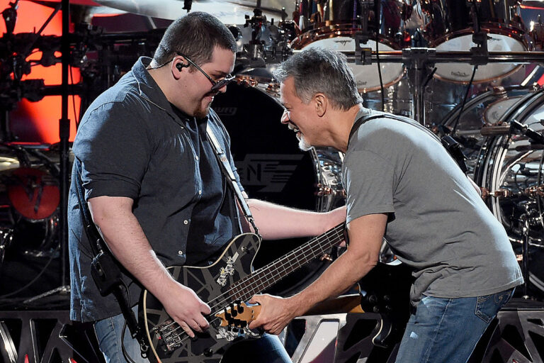Eddie Van Halen Tribute Concert 'Absolutely' Should Happen Says Wolfang – Loudwire