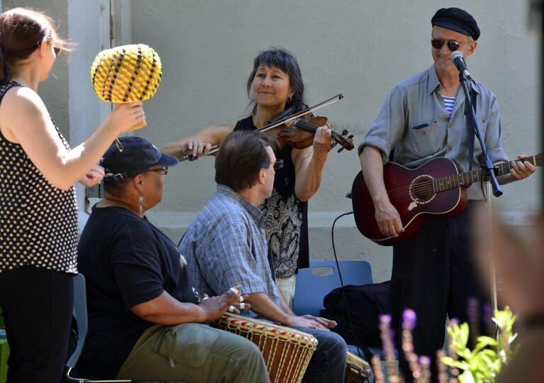 Make Music Day hosts dozens of performances Monday – theday.com