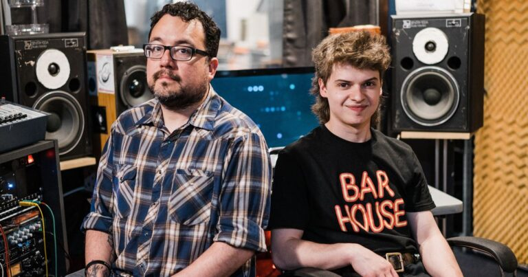 The Palimpsest Group: 'We're a community of musicians with a studio' – The Spokesman-Review
