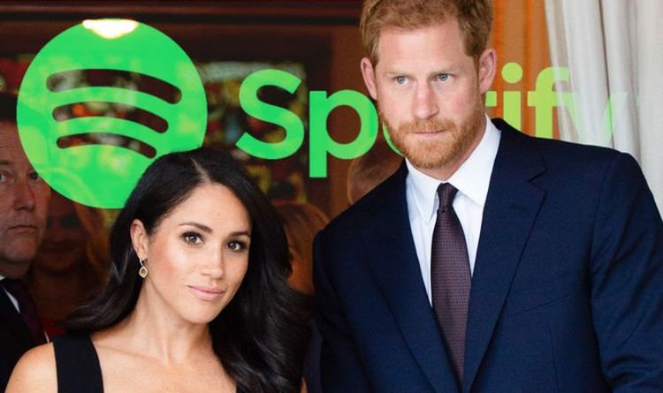 Prince Harry and Meghan's Spotify deal enraged music artists: 'Unethical kick in teeth' – Express