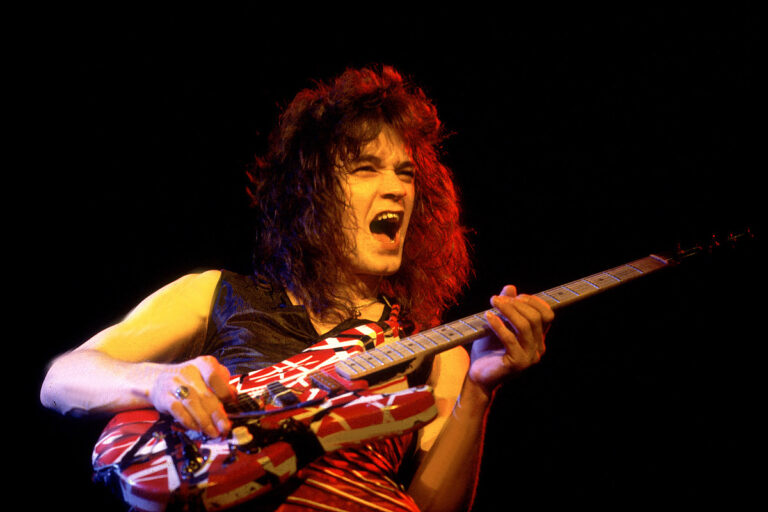 Eddie Van Halen May Have New Park in Pasadena Named After Him – Loudwire