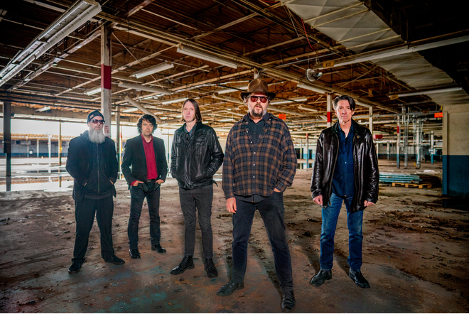 Drive-By Truckers navigate the darkest days of the pandemic – Columbus Alive