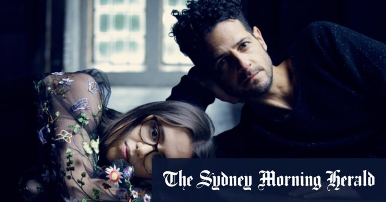 Lior finds his musical soulmate in Domini – Sydney Morning Herald