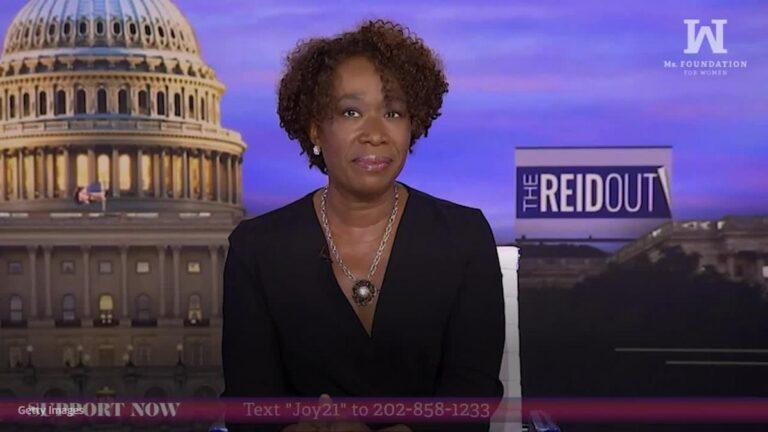 MSNBC's Joy Reid slams Eric Clapton over his anti-vaccine stance – Yahoo News